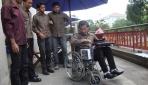 Gamakuda, Kursi Roda Dengan Kendalikan Ekspresi Wajah