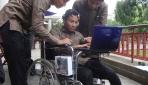 Gamakuda, Kursi Roda Dengan Kendali Ekspresi Wajah