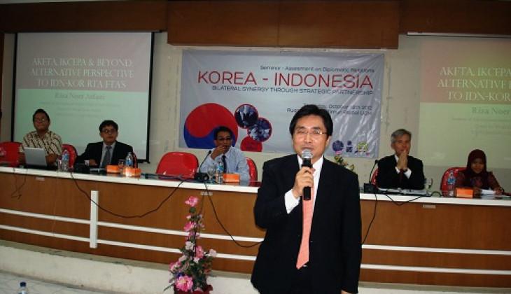 Korea Siap Bantu Tingkatkan Daya Saing Industri Nasional