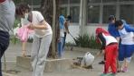 Menutup Kegiatan PPSMB, 9.361 Maba UGM Bersih-Bersih
