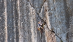 Tiga Mahasiswa Mapagama Siap Panjat Tebing di China