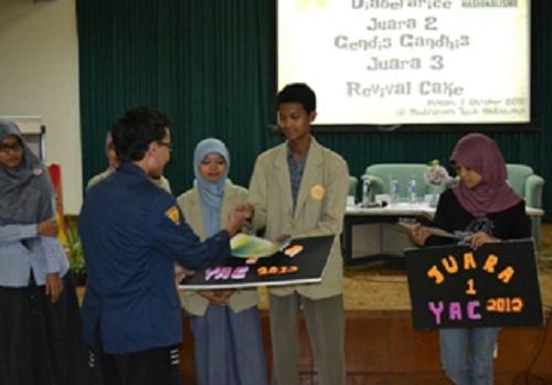 Berkat Gula Kelapa Organik Raih Juara YAC
