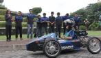 ARJUNA Mobil Balap Listrik Kreasi Mahasiswa UGM