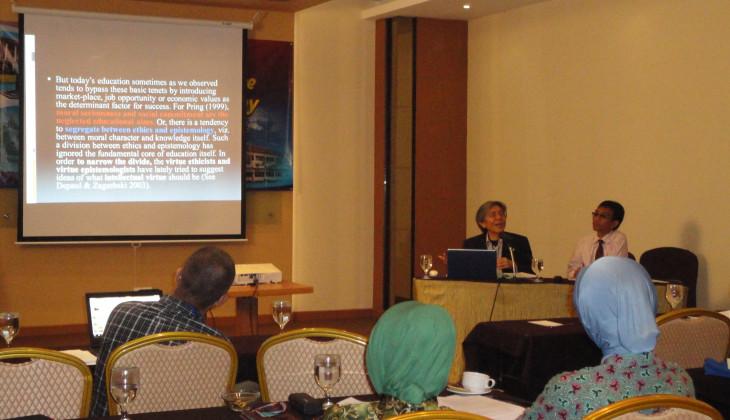 Fakultas Filsafat dan LFN Gelar Konferensi Internasional