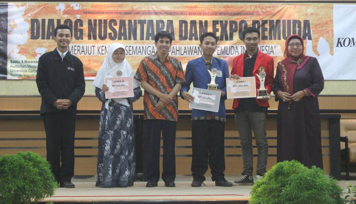Gebyar Pemuda Indonesia BEM KM Fakultas Geografi UGM 2013