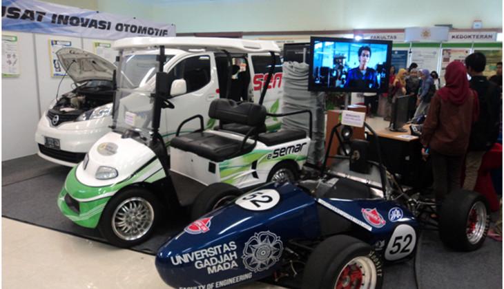 UGM Dirikan Pusat Inovasi Otomotif