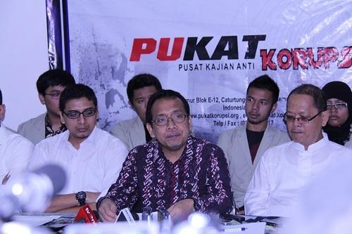 UGM Desak Presiden SBY Ikut Perkuat KPK