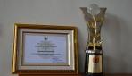 UGM Terima Penghargaan Kampus Perintis Berwawasan Lingkungan