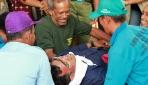 Puluhan Terluka, Simulasi Bencana Longsor KKN UGM di Banjaroya
