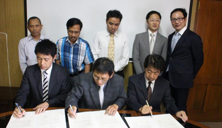 SV UGM dan Tool Star Japang Sepakat Kerjasama Bidang Pendidikan