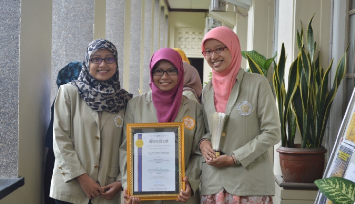 Researching Secang as Antiosteoporosis Agent Earns LIPI Award