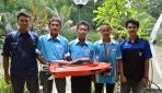 JAYAMAHE Juara 1 Kontes Kapal Cepat Tak Berawak Nasional 2013