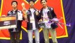 Vokasi UGM Juara 1 Kompetisi Copter Nasional