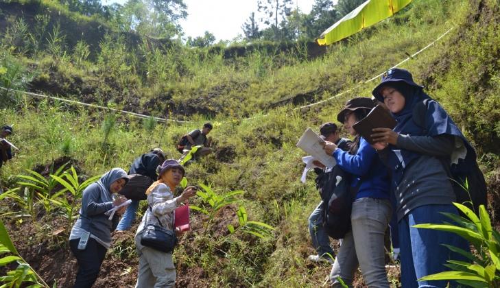 Indonesia dan Thailand Ikut Kompetisi Pemetaan Geologi