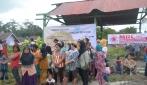 Aktivis BEM KM Gelar Simulasi Bencana Merapi
