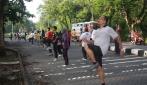 Polres Sleman-UGM Canangkan Car Free Day
