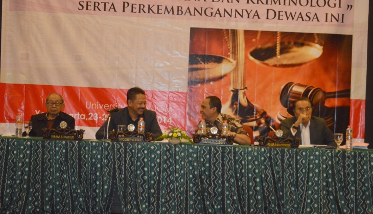 Teori Pidana Tidak Berakar pada kultur Indonesia
