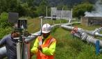 Pertamina Geothermal Gunakan Alat Deteksi Longsor Buatan UGM