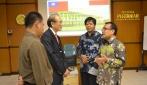 UGM dan Taiwan Garap Lahan Pasir Merapi