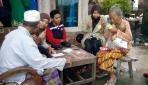 Tim Relawan UGM Beri Layanan Kesehatan di Kudus