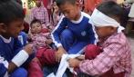 Mahasiswa UGM Beri Pendidikan Bencana Bagi Anak-anak di Pulau Kei dan Sabang