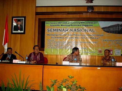 Penelitian Mahasiswa S1 Indonesia Potensi Hasilkan Inovasi