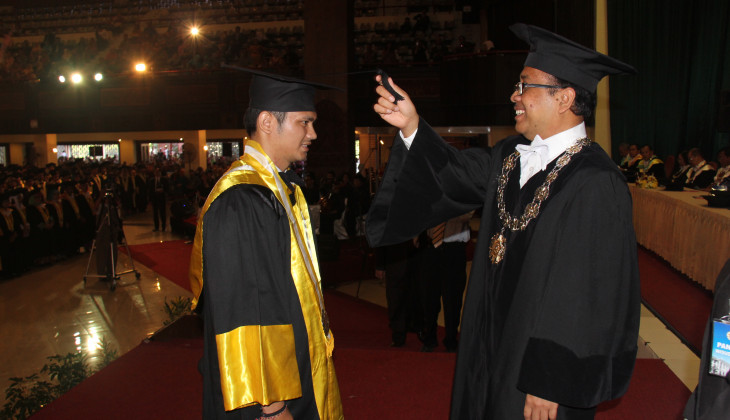 On Presidential Candidate, UGM Rector: Modesty and Commitment for Nation's Progress