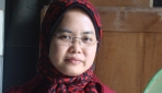 Wiratni, salah satu peneliti Grup Sains Untuk Rakyat