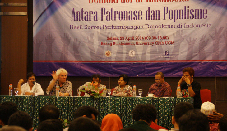 Politik Indonesia Mengarah Pada Populisme