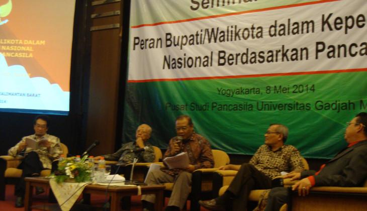 Indonesia Butuh Pemimpin Berkarakter Pancasila