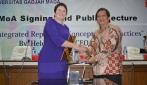 FEB UGM Masuk 5 Persen Sekolah Bisnis Terbaik Dunia