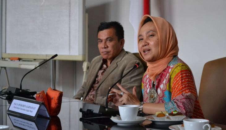 DPRD Kutai Kartanegera Rekrut Tim Pakar UGM