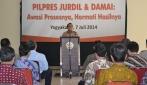 Akademisi DIY Mengajak Masyarakat Kawal Pilpres Jurdil dan Damai