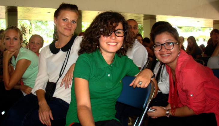 Ratusan Mahasiswa Asing Ikuti Orientasi