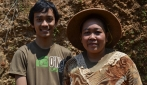 Riyo Anak Buruh Tani Diterima Kuliah di Kedokteran UGM