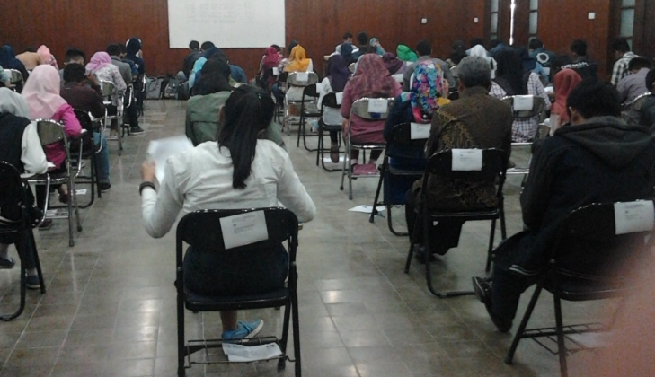 3.753 Peserta Ikuti Utul Gelombang 2 Sekolah Vokasi UGM