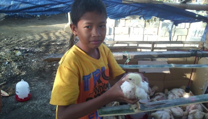 UGM Students Open Farmer School for Elementary School Students