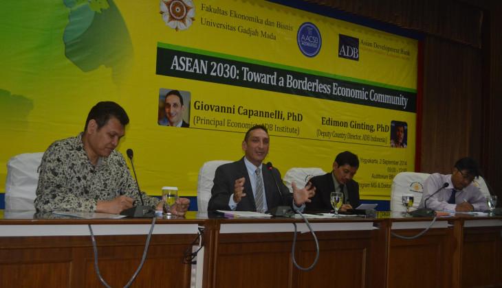 ASEAN 2030, Menuju  Komunitas Ekonomi Tanpa Batas
