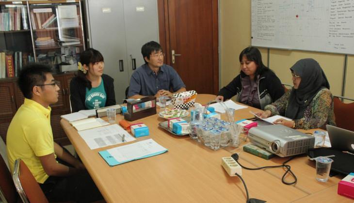 UGM dan Ehime University Saling Tukar Mahasiswa