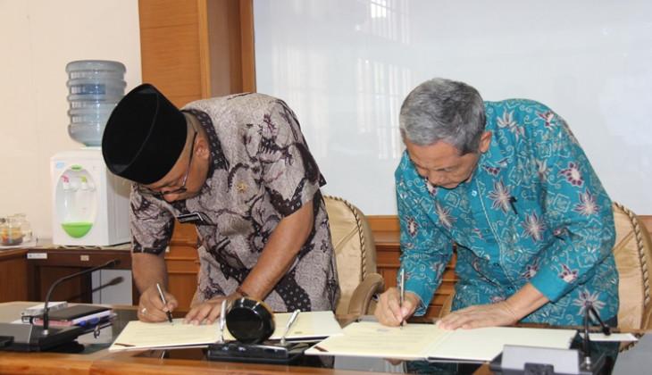 UGM-Tanjungpinang Jalin Kerja Sama