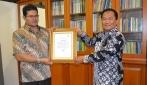 FKH UGM Raih Sertifikat ISO 9001:2008