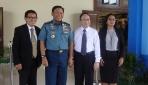 Wakasal Buka Pameran dan Prodi Underwater Engineering