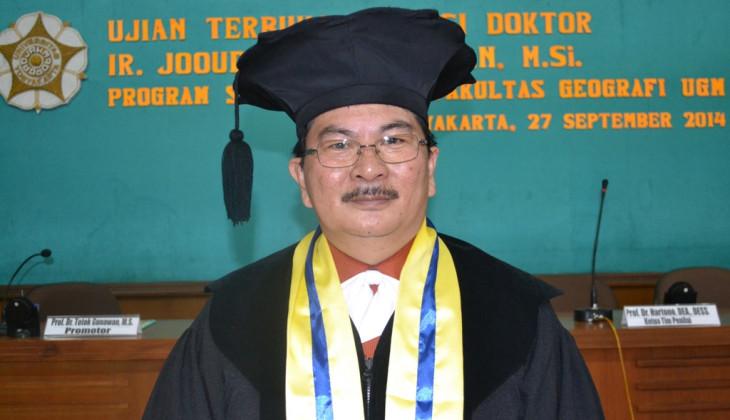 Dosen Pertanian Universitas Sam Ratulangi Raih Doktor Di UGM