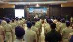 150 Menwa Ikuti Pekan Integrasi Nasional Yudha Manunggal Chakti