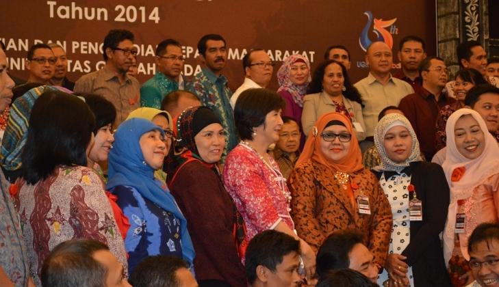 Lokakarya LPPM Untuk Tantangan Global