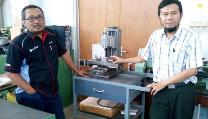 Dosen UGM Kembangkan GAMA CNC
