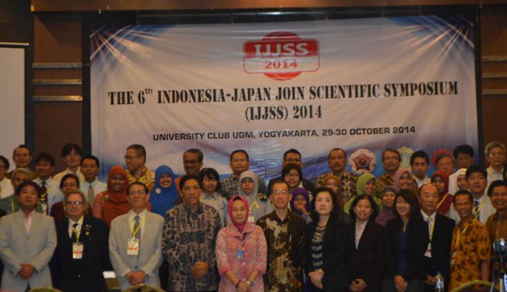 150 Peneliti Hadiri Indonesian Japan Joint Scientific Symposium 2014