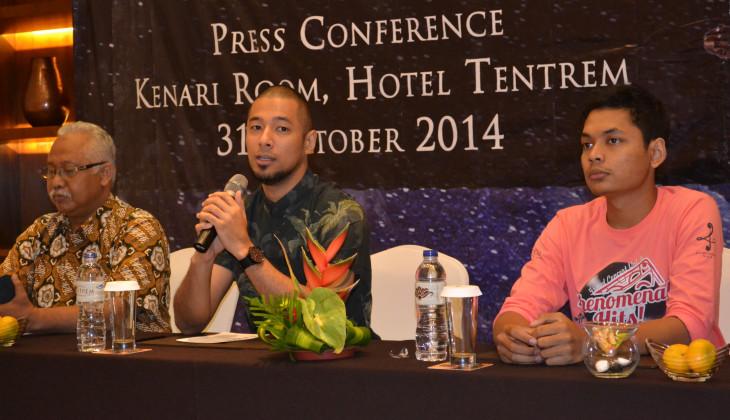 Berkolaborasi dengan GMCO UGM,  Marcel Siahaan Bawakan 3 Lagu Kondang