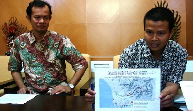 Peneliti UGM Temukan Banjir Purba Pasca Banjir Bandang Kota Padang