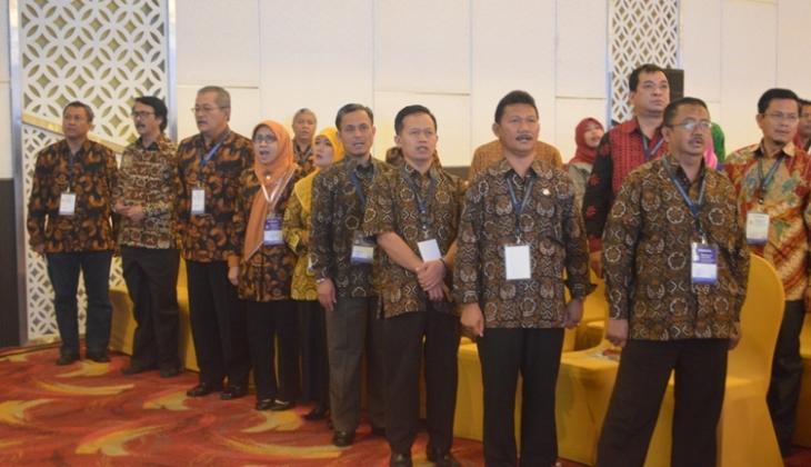 Presiden Jokowi Buka Munas XII KAGAMA